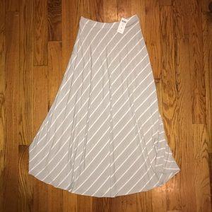NWT Chico's Maxi Skirt